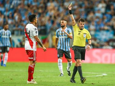 Cunha cuenta con 27 partidos de experiencia en la Libertadores. (Foto: Getty)