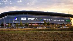Bald mit neuem Namen: Das Hoffenheimer Stadion