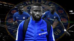 Antonio Rüdiger ist beim FC Chelsea der nächste Schritt gelungen