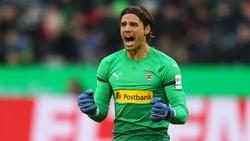 Mönchengladbach kann sich auf Torwart Yann Sommer verlassen