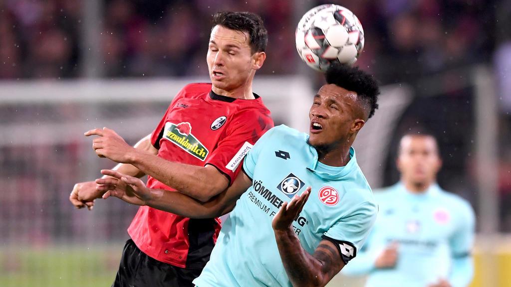 Mainz 05 und der SCFreiburg trennen sich zweimal 2:2