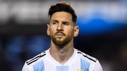 Lionel Messi hat seit der WM im Sommer kein Länderspiel mehr bestritten
