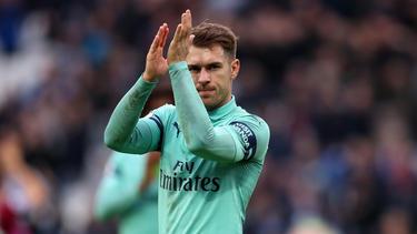 Juventus statt FC Bayern: Aaron Ramsey verlässt den FC Arsenal