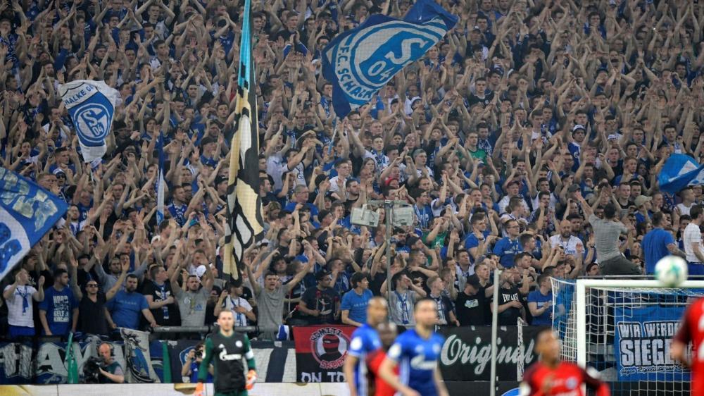 Fehlverhalten von Schalke-Fans wird untersucht