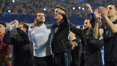 Dinamo Zagreb ist erneut kroatischer Meister