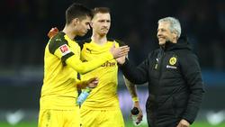 Den Sieg gegen Hertha BSC hat sich der BVB einiges kosten lassen