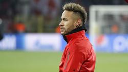 Neymar hat die nächste Strafe aufgebrummt bekommen