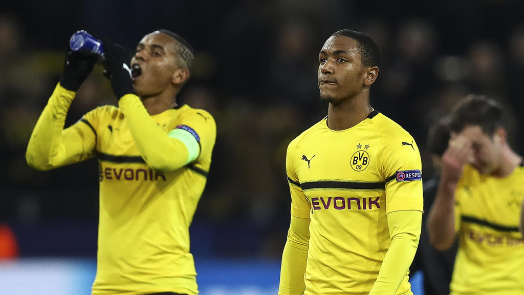 Manuel Akanji und Abdou Diallo könnten beim BVB künftig Verstärkung in der Innenverteidigung bekommen