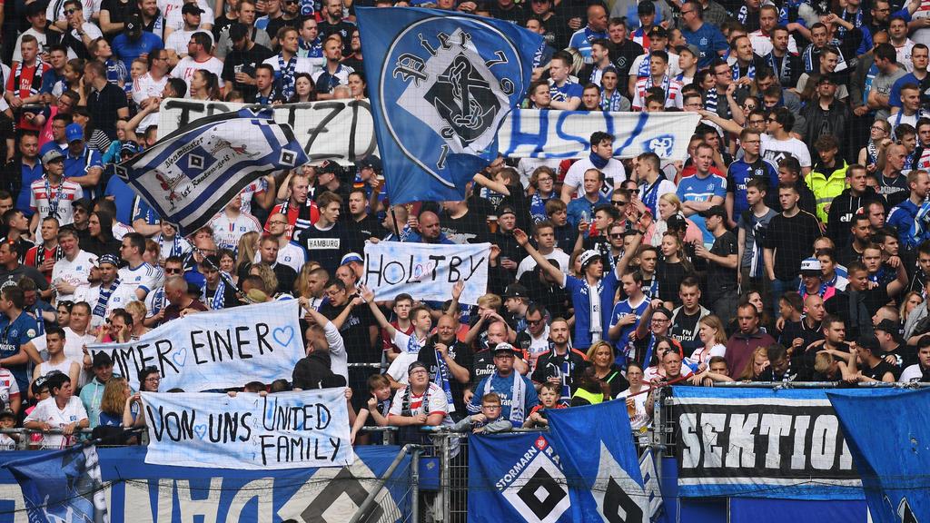 Der HSV muss eine Geldstrafe bezahlen