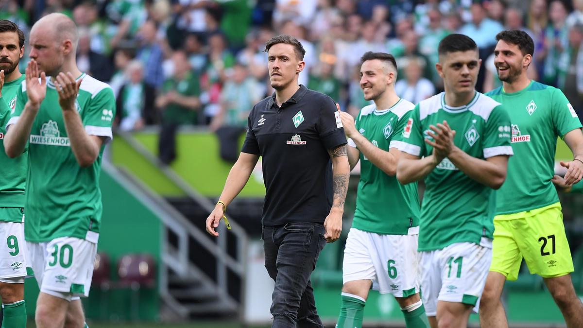 War nach seinem Abschied von Werder Bremen auch Thema bei Eintracht Frankfurt: Max Kruse