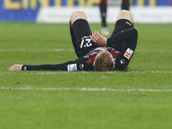 Der FCK muss längere Zeit auf Sebastian Kerk verzichten