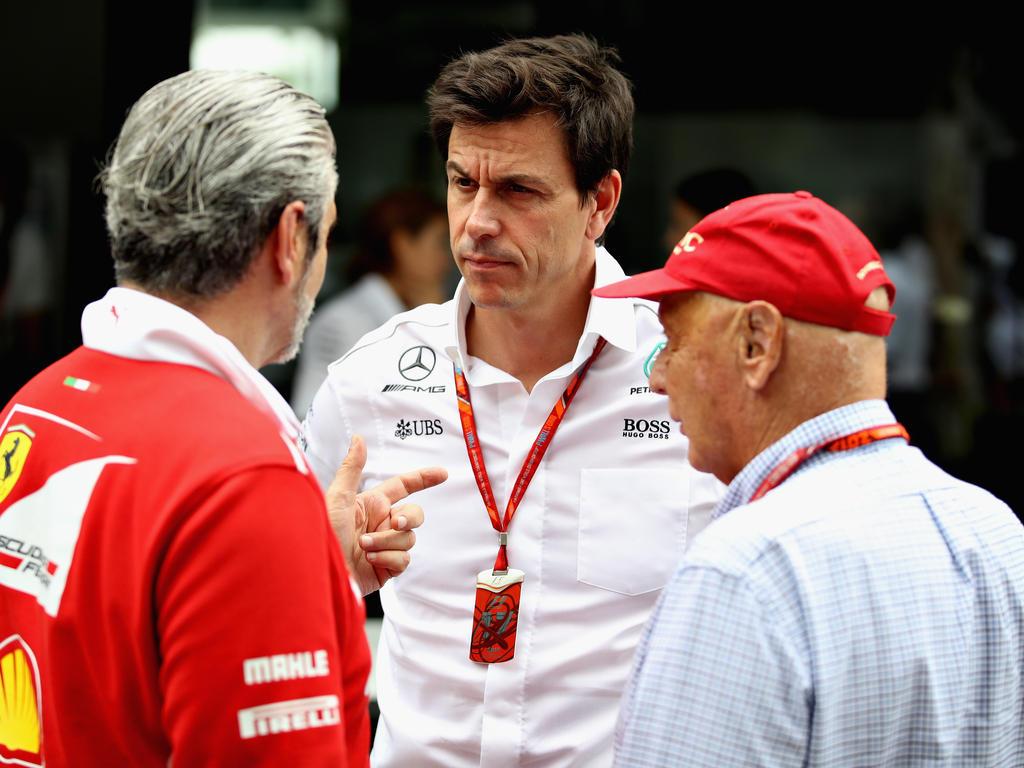 Mercedes: Per B-Team soll es nicht auf Abwege, sondern auf andere Wege gehen