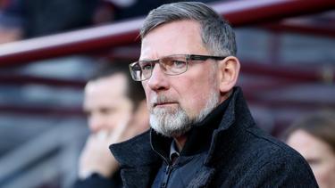 Ex-Nationalcoach Levein als Hearts-Manager abgesetzt