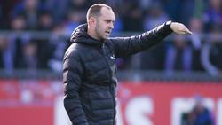 Ole Werner soll Holstein Kiel wieder nach oben führen