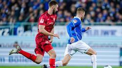 Muss vorzeitig zurück nach England: VfB-Leihgabe Nathaniel Phillips