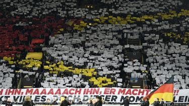 Bei Spielen der DFB-Elf soll es wieder Stehplätze geben