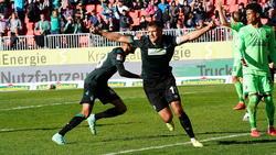 Niclas Füllkrug rettete Werder einen Punkt