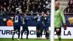 PSG steht im Finale des Ligapokals
