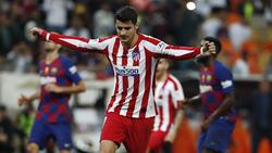 Kann gegen den FC Liverpool spielen: Álvaro Morata