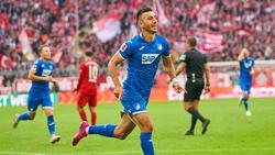 Ein Einsatz von Sargis Adamyan für die TSG Hoffenheim ist fraglich