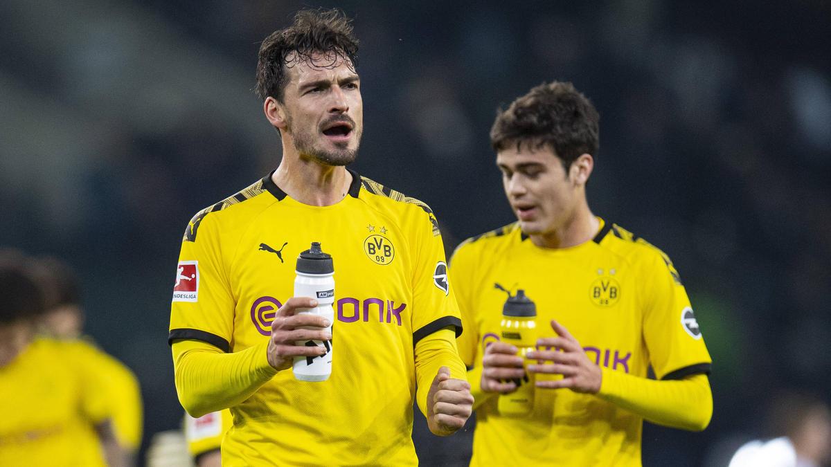 Beim BVB nach der Rückkehr vom FC Bayern voll eingeschlagen: Mats Hummels