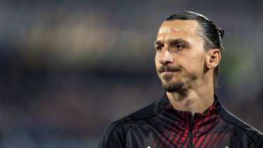 Zlatan Ibrahimovic will Milan im Sommer wohl wieder verlassen