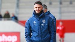 Martin Demichelis ist U19-Trainer beim FC Bayern