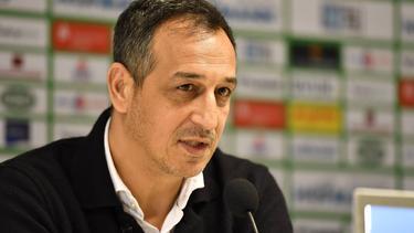 Rachid Azzouzi ist der Sport-Geschäftsführer der SpVgg Greuther Fürth
