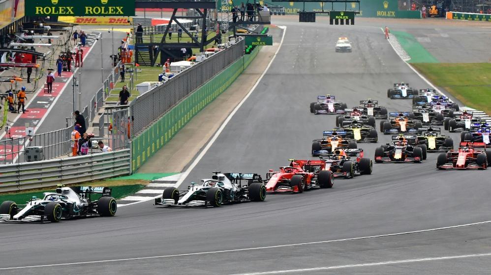 Die Silverstone-Termine im Juli wackeln bedenklich