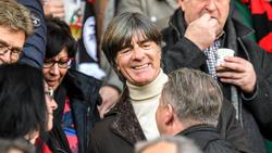 Bundestrainer Joachim Löw freut sich über die hohe Motivation der Bundesliga-Profis nach der Corona-Pause