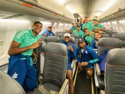 Flamengo regresó a casa con la victoria.