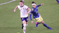 Emily Sonnett vs. Ingrid Guerra