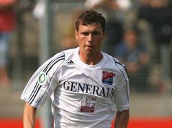 Oliver Fink in Unterhaching