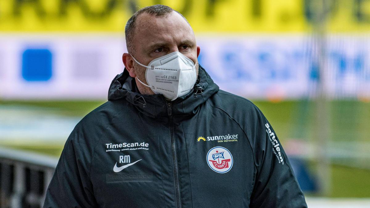 Robert Marien verlängert bei Hansa Rostock
