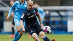 Der SC Paderborn verlängert mit Sven Michel
