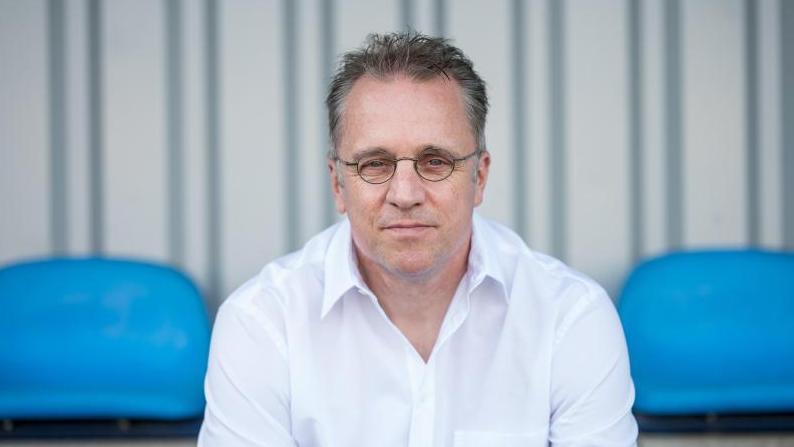 Tim Meyer ist Leiter der Task Force