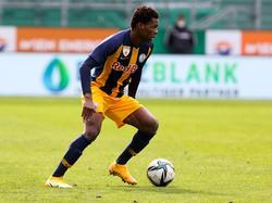 Mamadou Sangare schließt sich dem GAK an