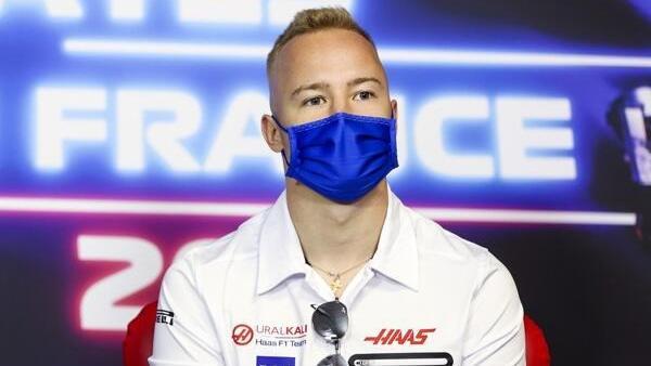 Nikita Masepin hält die Baku-Aktion für keine große Sache
