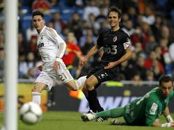 Copa: Real souverän gegen Ponferradina