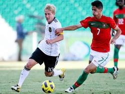 Lehrstunde gegen Portugal