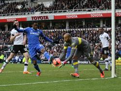 FA-Cup: Chelsea ohne Mühe bei Derby