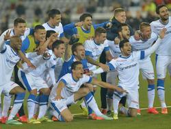 FCZ in der Liga zurück auf der Siegerstraße