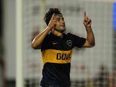 Lodeiro hizo el tercero de los suyos de penal en el minuto 90. (Foto: Imago)