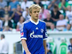 Pukki war auf Schalke Publikumsliebling, hatte sportlich aber kaum Bedeutung