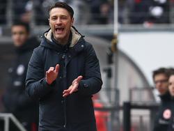 Niko Kovac gilt als heißer Trainerkandidat beim FC Bayern