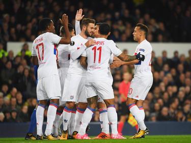 El Olympique de Lyon jugará la próxima edición de Champions. (Foto: Getty)