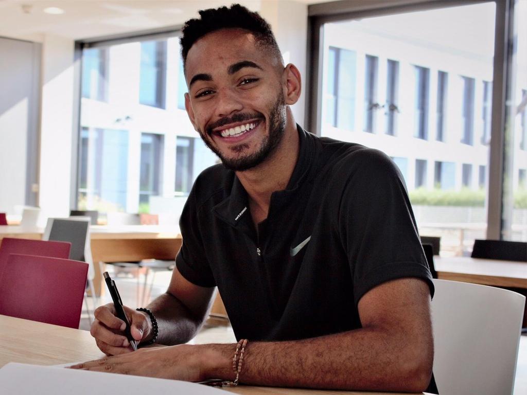 Matheus Cunha hat einen Fünfjahresvertrag unterschrieben (Bildquelle: dierotenbullen.com/de)