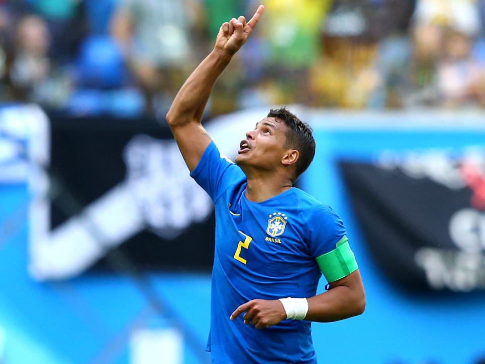 Thiago Silva blickt auf eine schwere Vergangenheit zurück