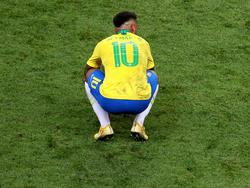 Neymar enttäuscht