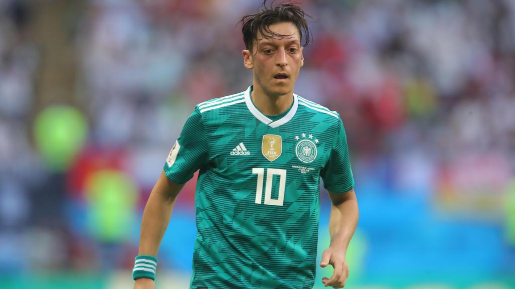 Mesut Özil steht in der Kritik